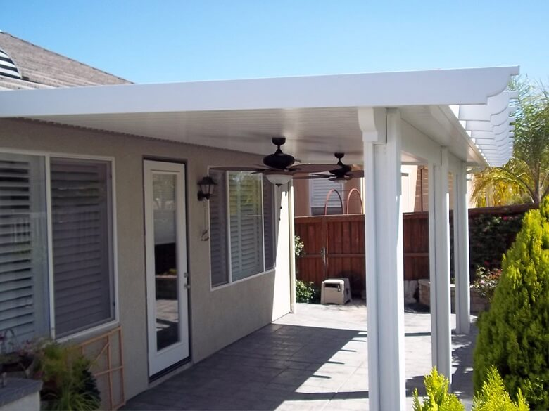 Patio Covers Fresno Ca Simple Aluminum Patio Covers Chula