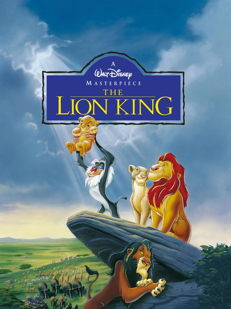 the lion king 1994 movie