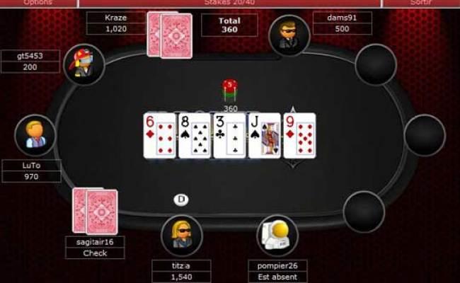 Poker Sans Téléchargement Gratuit