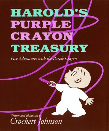 crockett johnson homepage books the harold series