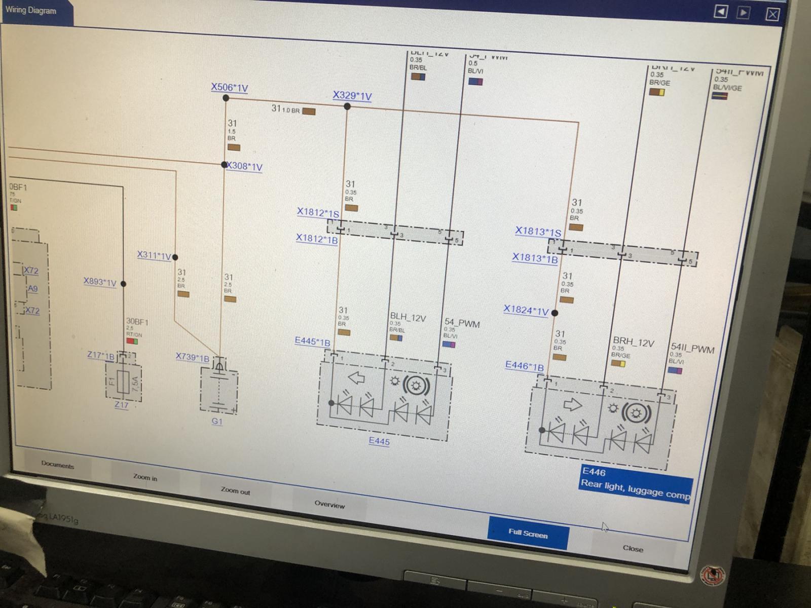 bmw k1600b wiring diagram
