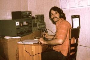 Ham Shack 1974