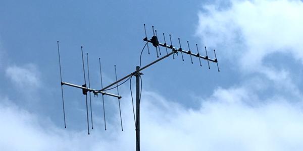 Sat Antennas K5ND