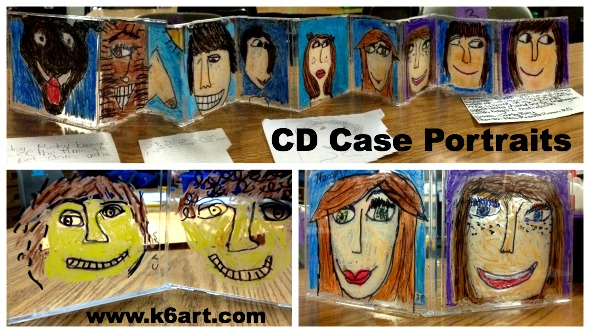 CD case Archives - K - 6 ArtK \u2013 6 Art