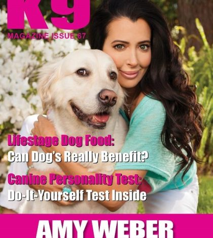 K9 Magazine Issue 67 Cover