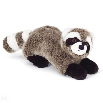 Rocket Raccoon Durable Plush Toy from BennytheDog