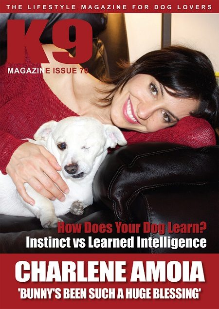 K9 Magazine Issue 70 Front Cover - LR