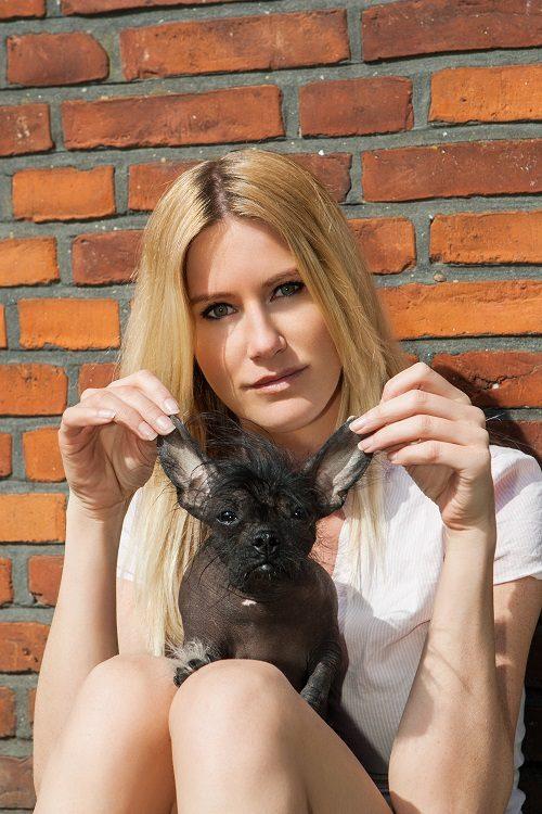 Barbara Zatler dogs K9 Magazine