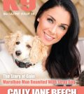 K9 Magazine Issue 96 Cover - Cally Jane Beech (HR)