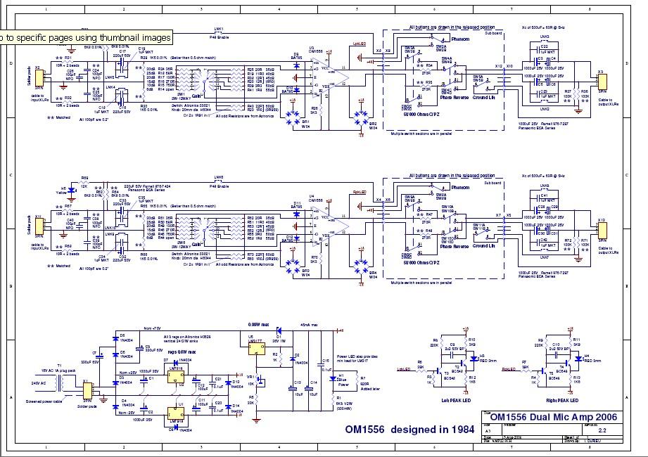 tube mic wiring diagram