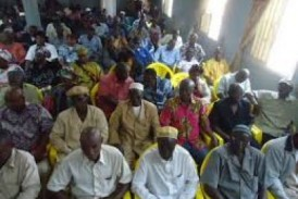 Politique/Dabola: La CENI outille ses démembrements dans la préfecture