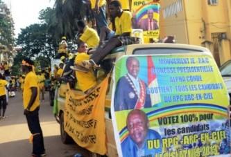 Condé attendu ce soir à Conakry : une grande mobilisation annoncée !