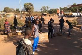 Labé :un fou lynché à mort par une foule en colère