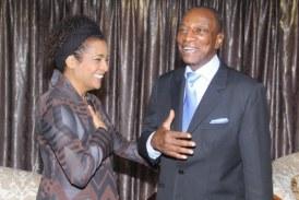 Visite de Mikaelle Jean à Conakry : strictement politique !