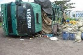 BEYLA : L'accident d'un Camion fait 10 morts et 11  blessés