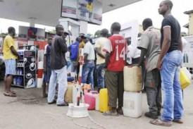 Crise de carburant à Labé