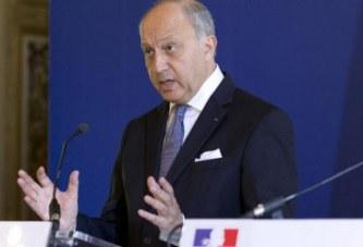 Crise politique: La France appelle les acteurs politiques au dialogue