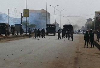 Marche de l'opposition: Des heurts signalés dans la banlieue de Conakry