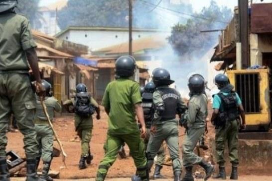Violation des droits humains: réaction tardive d'Amnesty International