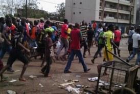 Attroupement illégal sur la voie publique : des manifestants devant les tribunaux
