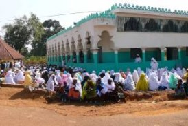 DALABA : Inauguration de la mosquée de KOIN HENERE