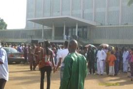 Guinée : Le mouvement syndical célèbre la fête internationale de travail