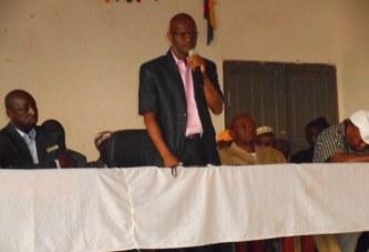 Kankan: Le ministre de l'enseignement fait face aux élèves des lycées Alpha Yaya Diallo etAlmamy Samory Touré