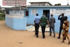 Conakry : lancement d'une opération de fermeture des cliniques illégales