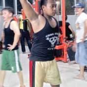 Atlet Angkat Besi Tunjukkan Eksistensi