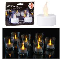 LED Teelicht mit Timer-Funktion, 2er Pack | kabika.de
