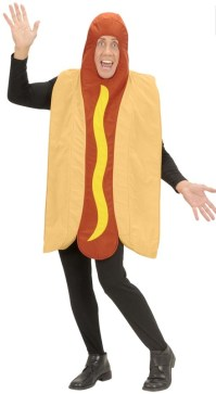 Hot Dog On A Stick Costume