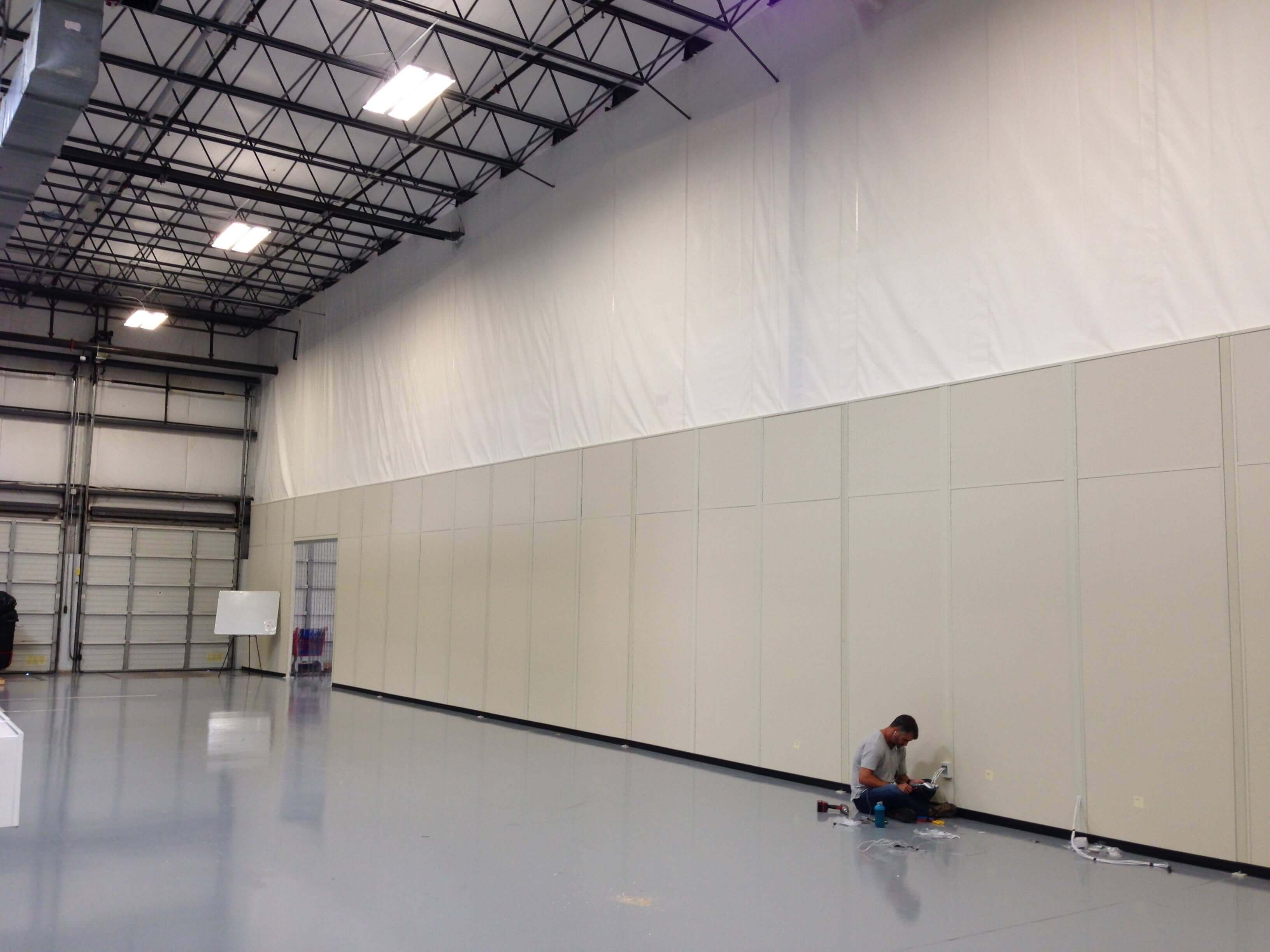 How To Divide Your Warehouse Space Kabtech Corp