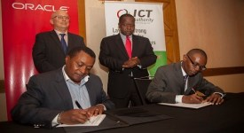 oracle and ICT Authority