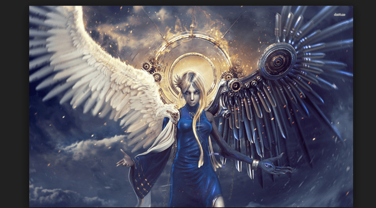 Archangel Michael Hd Wallpaper Homo Sapiens Is Headed To Extinction To Be Replaced By