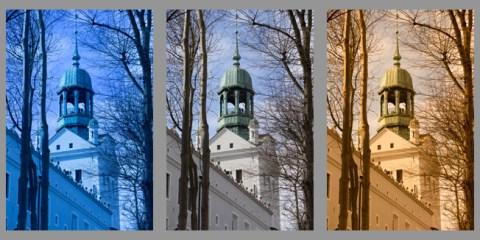 Różnice w wyglądzie zdjęcia po zmianie balansu bieli, fotograf: Tomasz Sergej