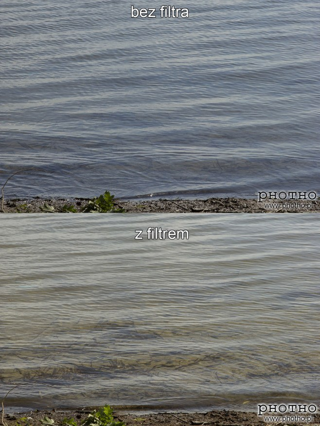 Jakość filtrów fotograficznych marki photho