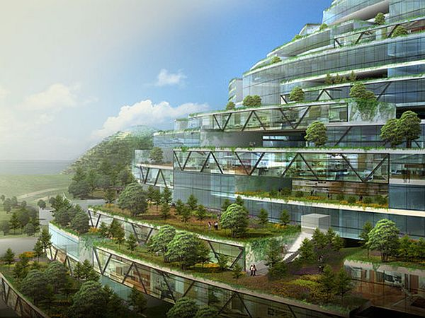 Hightech architecture style sustainable architecture for Architecture high tech