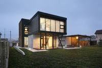 Contemporary Box Houses Design By Sergey Makhno In Kiev