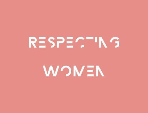 respectign women