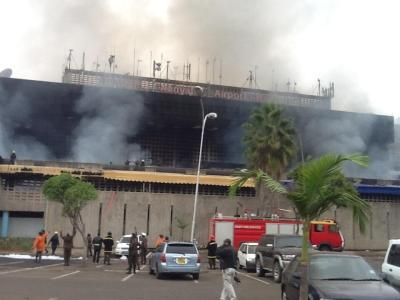 KAA receives final KSh1.4B compensation for JKIA Fire from APA Insurance