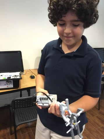 Robotics Weston