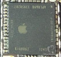 iPhone 5S protsessor
