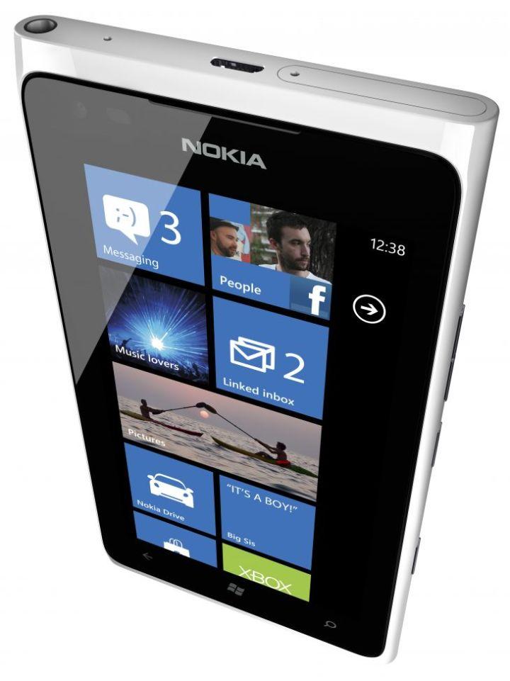Nokia Lumia 900 rahvusvaheline mudel