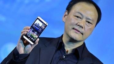 Peter Chou HTC One