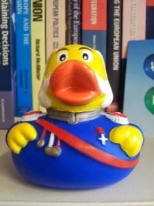 emp duck 225x300 One, two, three Excellent Online Surveys