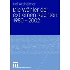 extreme rechte small Finally: New book on the Extreme Right Vote in Western Europe, 1980 2002