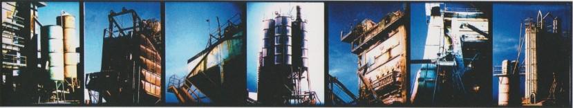 Angelo Davoli, Mod-Ern-Holy1, 2002, fot digitali su lightbox