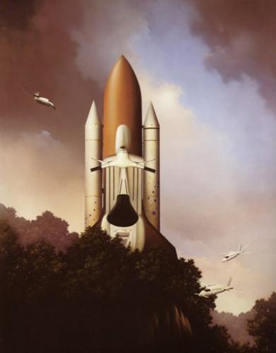 Angelo Davoli, Space Shuttle