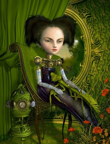 Ray Caesar, Mother Mantis