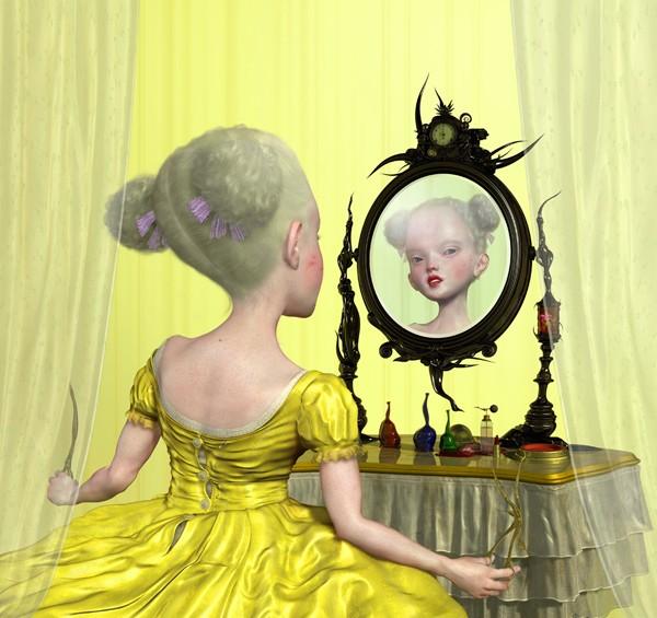 Ray Caesar O sweet vanity, 2004